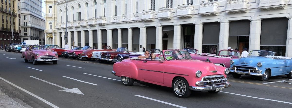 Kuba 2: Havanna