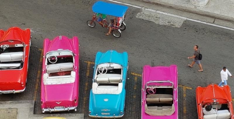 Kuba 8: Erinnerungen